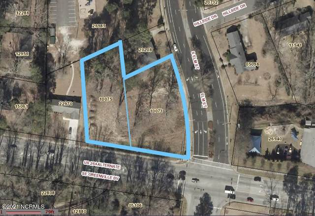 0 S Elm Street, Greenville, NC 27858 (MLS #100282159) :: CENTURY 21 Sweyer & Associates