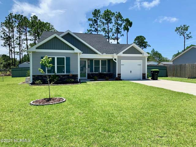 4437 Pinewood Village Drive, Southport, NC 28461 (MLS #100282211) :: Courtney Carter Homes