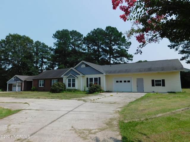 5505 Leon Road, Nashville, NC 27856 (MLS #100282213) :: Courtney Carter Homes