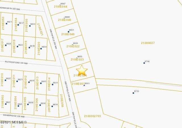 8897 Smithfield Drive NW, Calabash, NC 28467 (MLS #100282227) :: David Cummings Real Estate Team