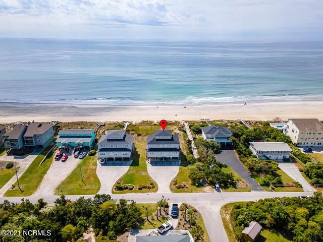 5217 Ocean Drive West, Emerald Isle, NC 28594 (MLS #100282232) :: Holland Shepard Group