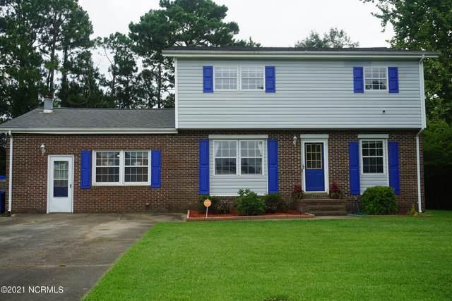 402 Thomas Drive, Jacksonville, NC 28546 (MLS #100282242) :: Berkshire Hathaway HomeServices Prime Properties