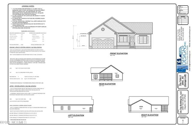52 River Run Road, Selma, NC 27576 (MLS #100282260) :: Aspyre Realty Group | Coldwell Banker Sea Coast Advantage