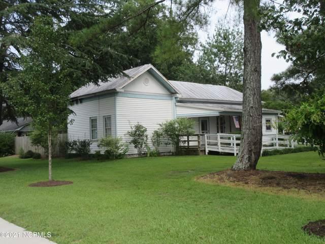 3185 Eason Street E, Fountain, NC 27829 (MLS #100282267) :: The Cheek Team