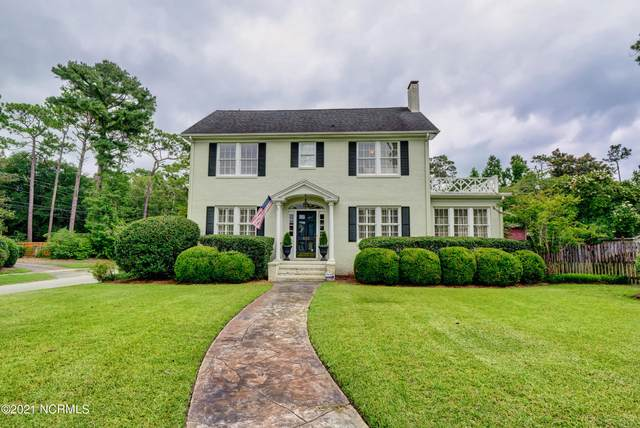 803 Colonial Drive, Wilmington, NC 28403 (MLS #100282287) :: Courtney Carter Homes