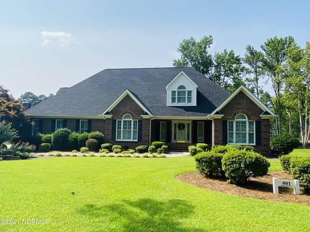 401 Fox Lake Drive, Clinton, NC 28328 (MLS #100282345) :: Shapiro Real Estate Group