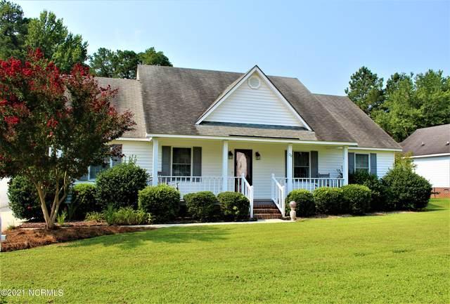 722 Prestwick Drive, Nashville, NC 27856 (MLS #100282351) :: Watermark Realty Group
