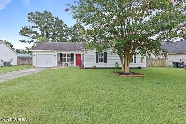 156 Horse Shoe Bend, Jacksonville, NC 28546 (MLS #100282353) :: Carolina Elite Properties LHR