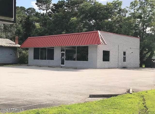 702 Main Street, Maysville, NC 28555 (MLS #100282359) :: The Cheek Team