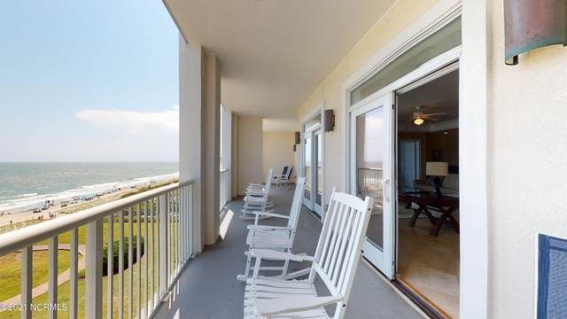 1435 Salter Path Road K4, Indian Beach, NC 28512 (MLS #100282366) :: The Oceanaire Realty