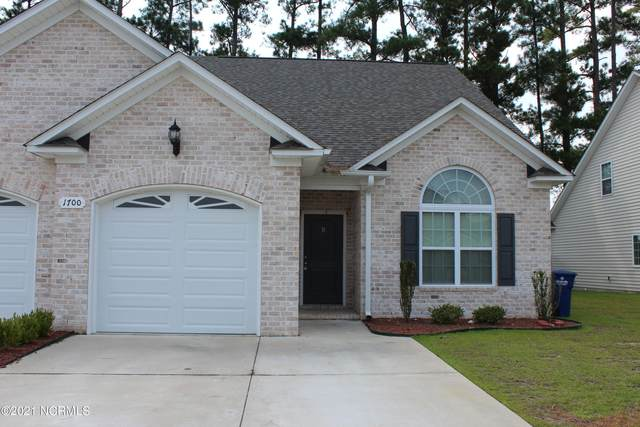 1700 Cambria Drive B, Greenville, NC 27834 (MLS #100282378) :: Stancill Realty Group