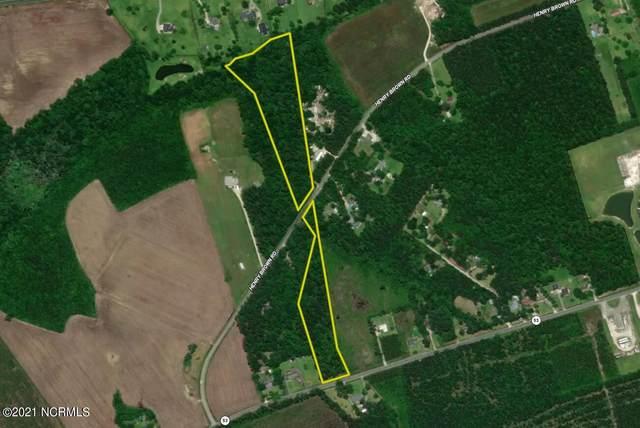 0 Nc Highway 53, Burgaw, NC 28425 (MLS #100282387) :: CENTURY 21 Sweyer & Associates