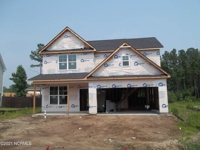 1008 E Arboria Drive, Hampstead, NC 28443 (MLS #100282395) :: The Cheek Team