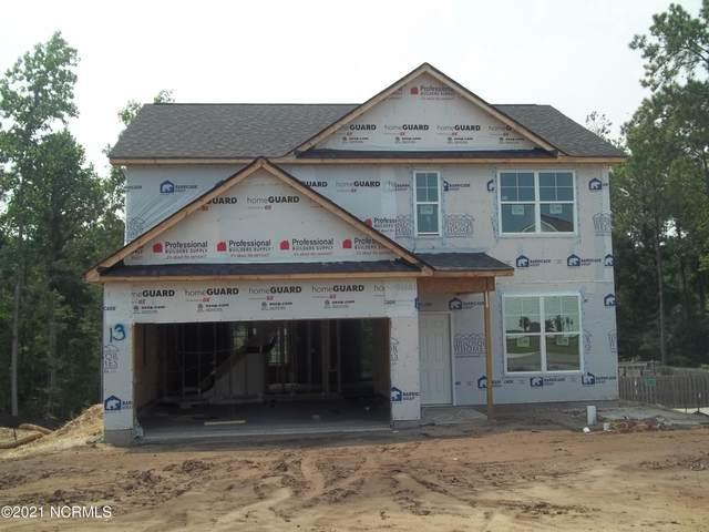 911 W Arboria Drive, Hampstead, NC 28443 (MLS #100282398) :: RE/MAX Essential