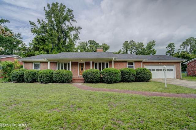 4825 College Acres Drive, Wilmington, NC 28403 (MLS #100282407) :: Great Moves Realty