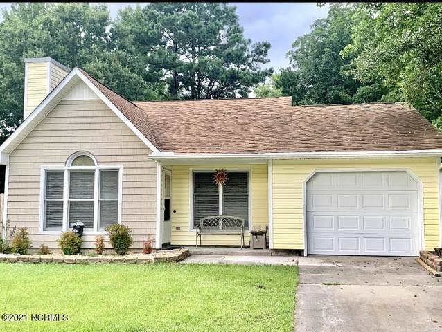 363 Lee Drive, Havelock, NC 28532 (MLS #100282420) :: Great Moves Realty