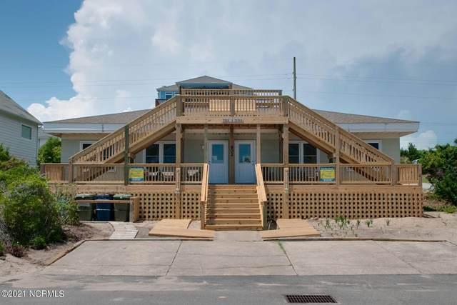 902 Ocean Drive, Emerald Isle, NC 28594 (MLS #100282422) :: Holland Shepard Group