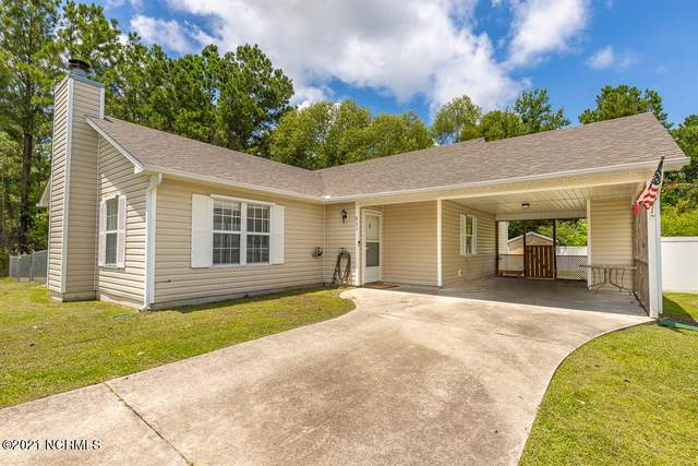 811 Sand Hills Drive, Newport, NC 28570 (MLS #100282440) :: Great Moves Realty