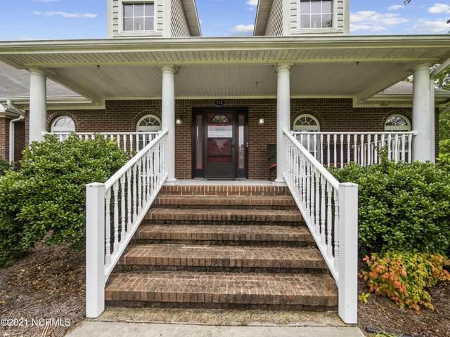 122 E Ivybridge Drive, Hubert, NC 28539 (MLS #100282457) :: Great Moves Realty