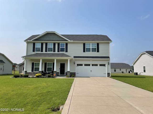 1244 Teakwood Drive, Greenville, NC 27834 (MLS #100282494) :: Stancill Realty Group