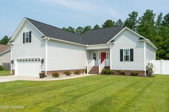 188 Laura Drive, New Bern, NC 28562 (MLS #100282497) :: Frost Real Estate Team