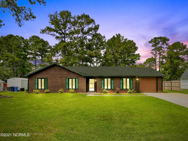 104 Silverleaf Drive, Jacksonville, NC 28546 (MLS #100282500) :: Stancill Realty Group
