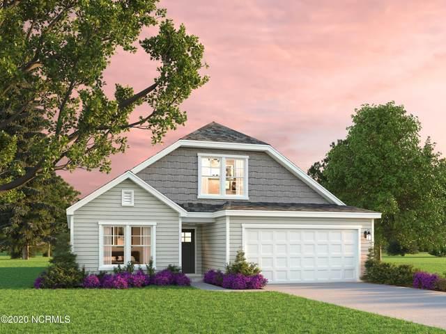 924 Bourne Drive SW Lot 108, Ocean Isle Beach, NC 28469 (MLS #100282561) :: Carolina Elite Properties LHR