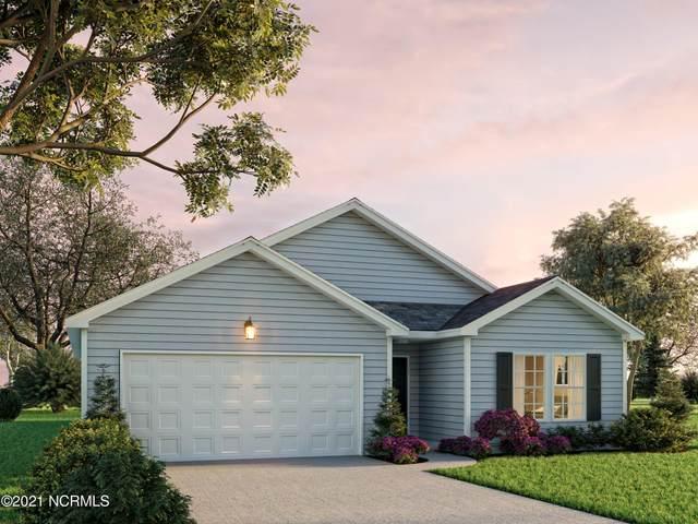 921 Bourne Drive SW Lot 114, Ocean Isle Beach, NC 28469 (MLS #100282562) :: Carolina Elite Properties LHR