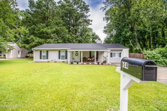 614 Shadowridge Road, Jacksonville, NC 28546 (MLS #100282563) :: Stancill Realty Group