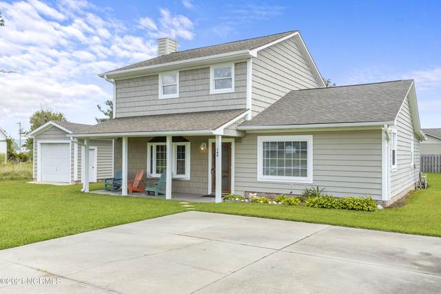 142 Canal Drive, Harkers Island, NC 28531 (MLS #100282573) :: The Rising Tide Team