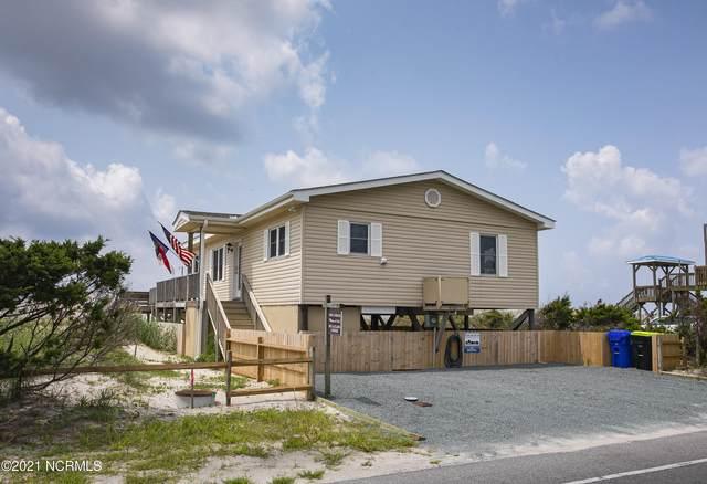 3501 E Beach Drive, Oak Island, NC 28465 (MLS #100282577) :: Great Moves Realty