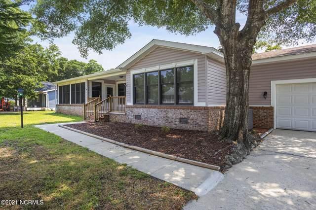 106 NE 1st Street, Oak Island, NC 28465 (MLS #100282582) :: Great Moves Realty