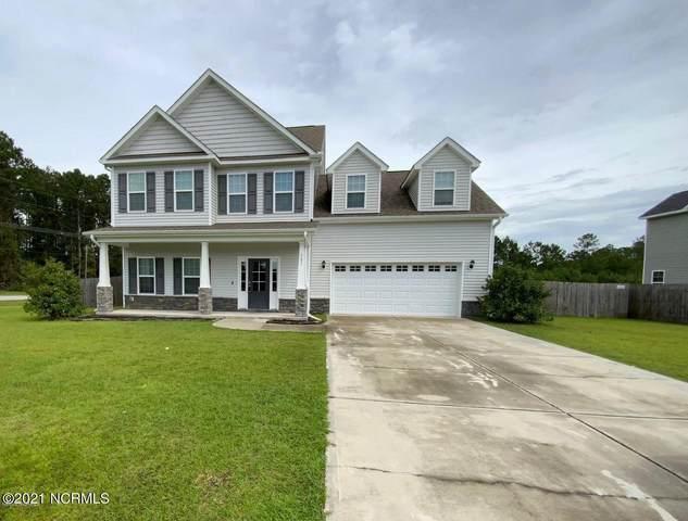 101 Gillcrest Lane, Hubert, NC 28539 (MLS #100282598) :: Great Moves Realty