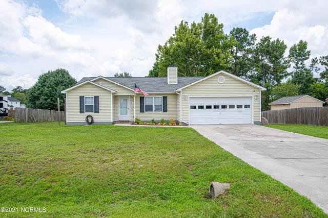 304 Parkton Drive, Richlands, NC 28574 (MLS #100282620) :: RE/MAX Essential