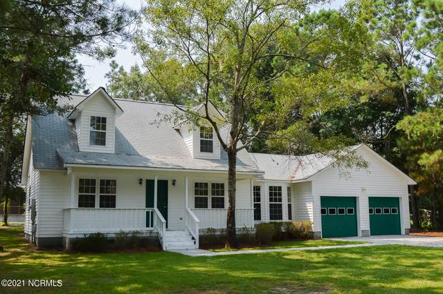 430 Chadwick Shores Drive, Sneads Ferry, NC 28460 (MLS #100282625) :: Great Moves Realty