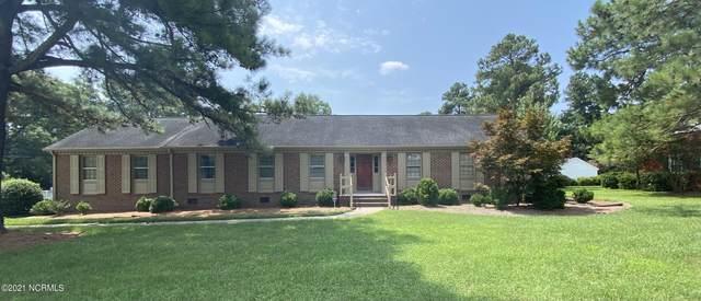 3509 Westridge Circle Drive, Rocky Mount, NC 27804 (MLS #100282635) :: Carolina Elite Properties LHR