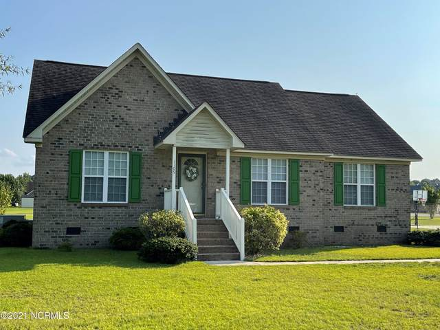 1109 Old Village Road, Greenville, NC 27834 (MLS #100282663) :: Stancill Realty Group