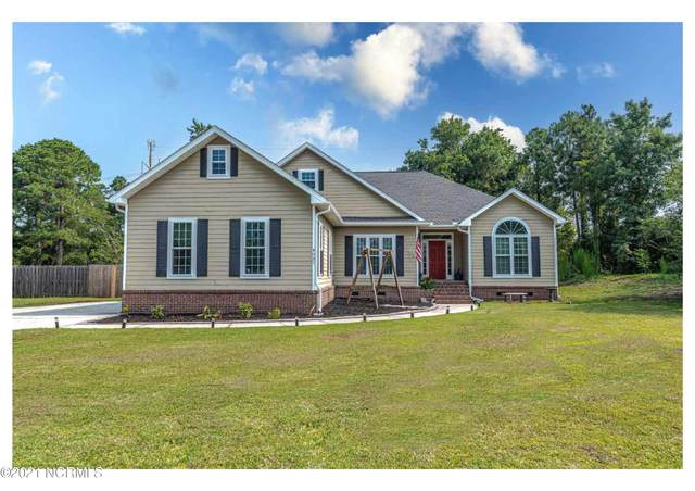 4637 Pine Hollow Drive, Wilmington, NC 28412 (MLS #100282672) :: The Rising Tide Team