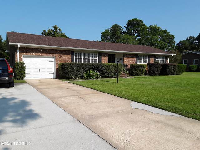 3205 Chalmers Drive, Wilmington, NC 28409 (MLS #100282701) :: The Rising Tide Team