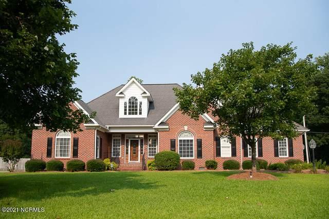 2094 Autumn Drive, Kinston, NC 28501 (MLS #100282702) :: Berkshire Hathaway HomeServices Prime Properties