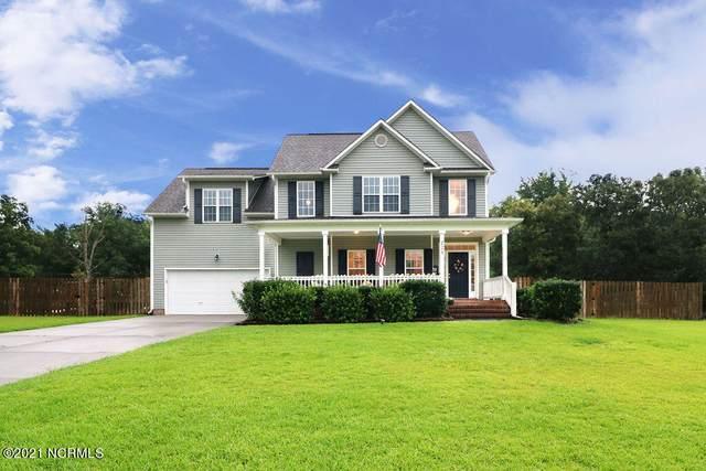 221 Middle Ridge Drive, Hubert, NC 28539 (MLS #100282707) :: Carolina Elite Properties LHR
