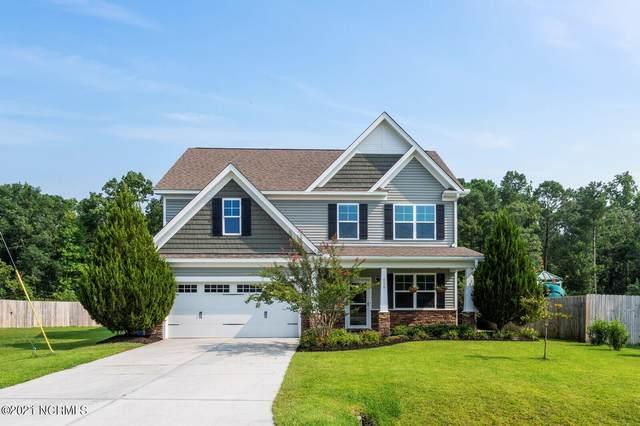 116 Cottle Court, Richlands, NC 28574 (MLS #100282708) :: Carolina Elite Properties LHR
