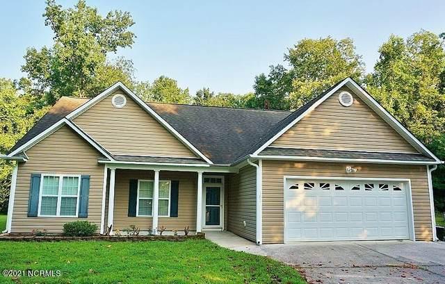 101 Spring Leaf Lane, Jacksonville, NC 28540 (MLS #100282710) :: Carolina Elite Properties LHR