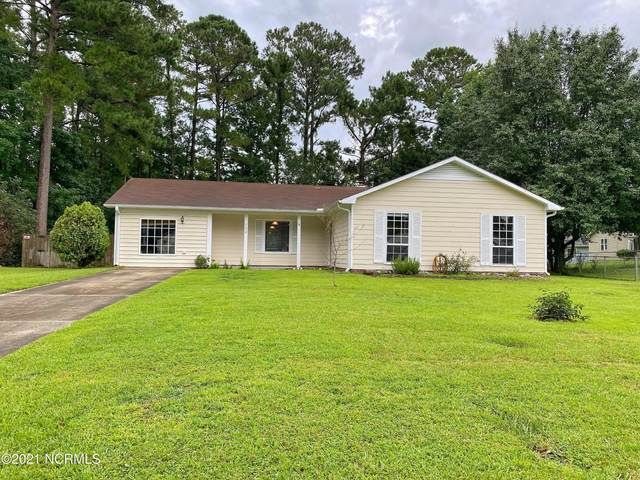 202 Rockledge Court, Jacksonville, NC 28546 (MLS #100282728) :: Stancill Realty Group
