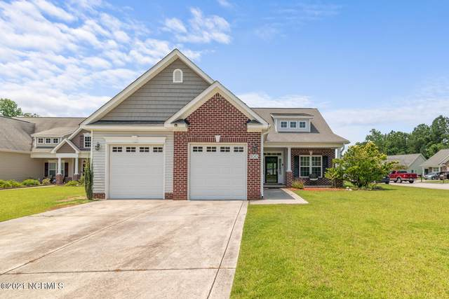 100 Foxberry Place, Jacksonville, NC 28540 (MLS #100282734) :: The Tingen Team- Berkshire Hathaway HomeServices Prime Properties