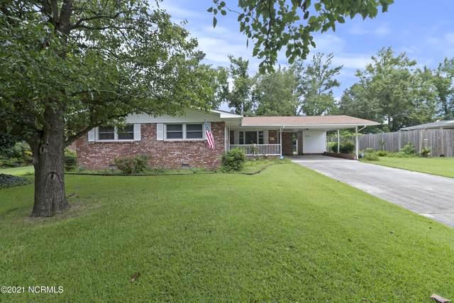 913 Vernon Drive, Jacksonville, NC 28540 (MLS #100282762) :: Courtney Carter Homes