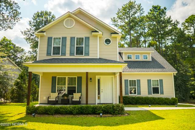 307 Sugarberry Court, Jacksonville, NC 28540 (MLS #100282771) :: Holland Shepard Group