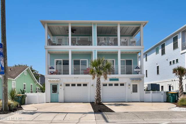309 K Avenue Unit A, Kure Beach, NC 28449 (MLS #100282779) :: Vance Young and Associates