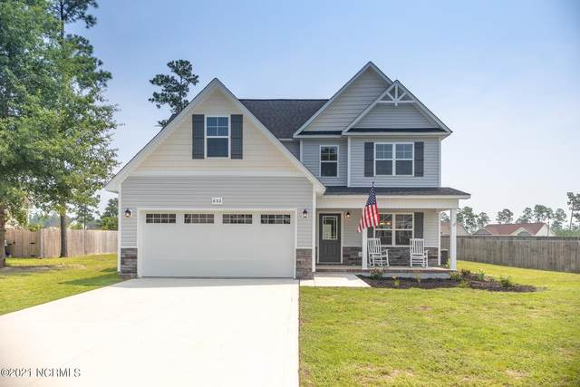 602 Duncan Drive N, Richlands, NC 28574 (MLS #100282796) :: Great Moves Realty