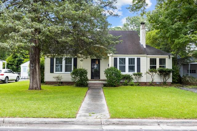 108 N Library Street, Greenville, NC 27858 (MLS #100282798) :: Great Moves Realty